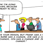 comic changes by client webdesign