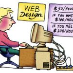 web design pricing joke